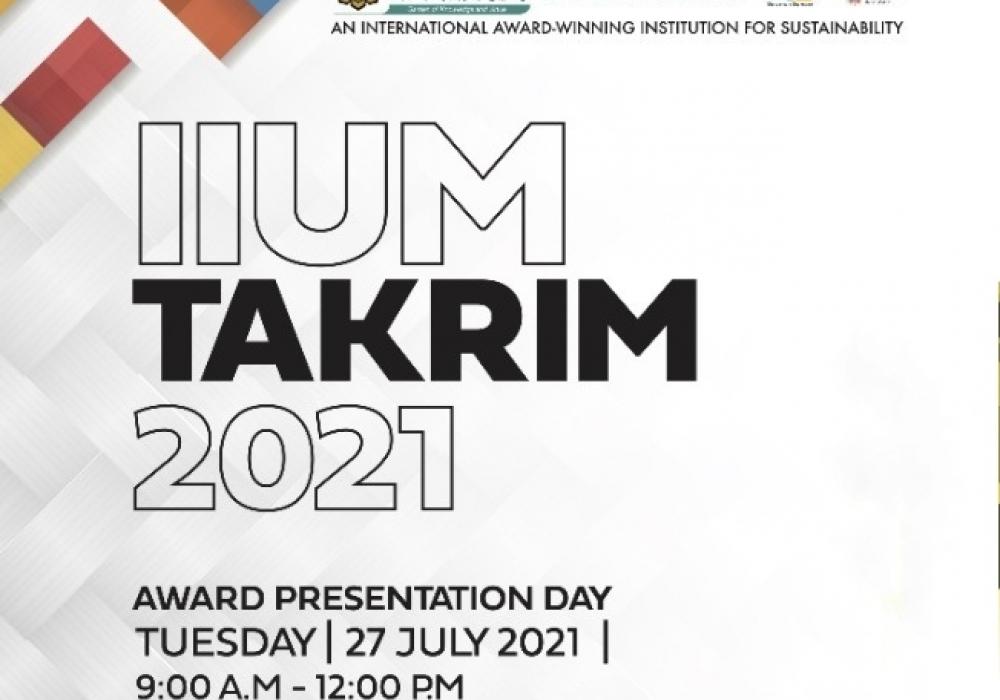 IIUM TAKRIM 2021