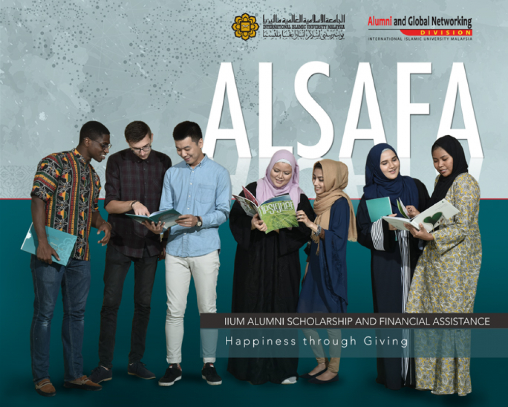 Alumni Scholarship and Financial Assistance (ALSAFA) Fund
