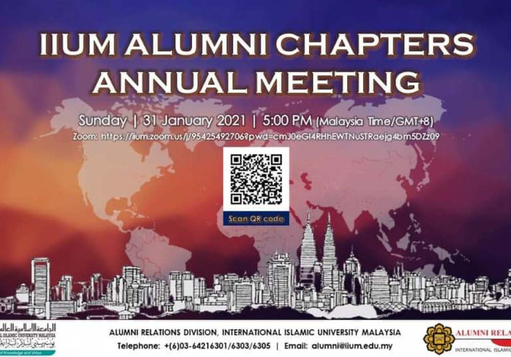 IIUM ALUMNI CHAPTERS ANNUAL MEETING
