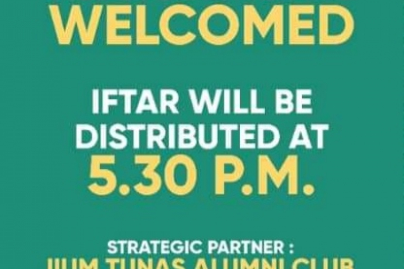 Alumni Iftar for Students…