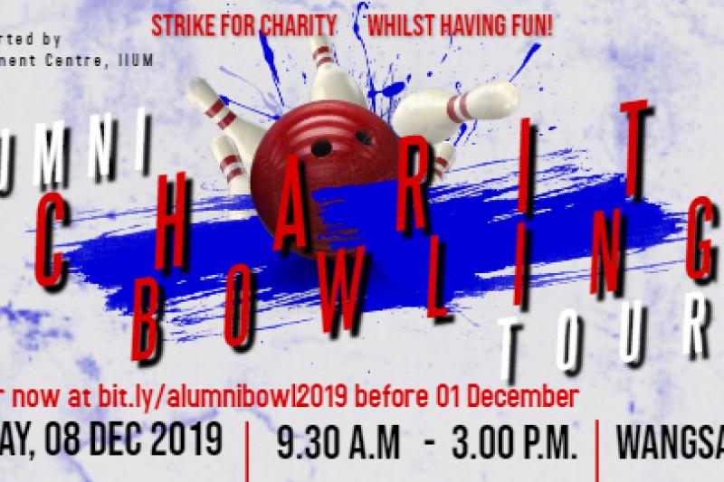 IIUM Alumni Charity Bowling…