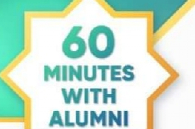 60 Minutes with Alumni