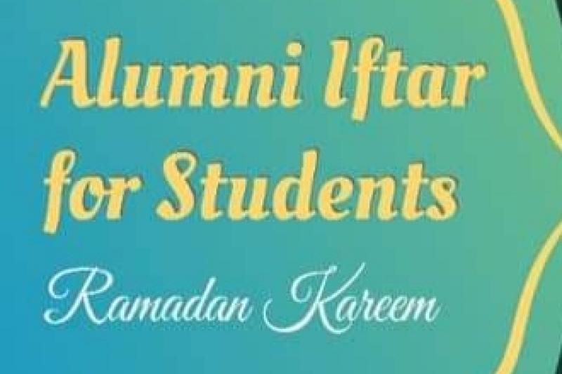 Alumni Iftar 03/2021