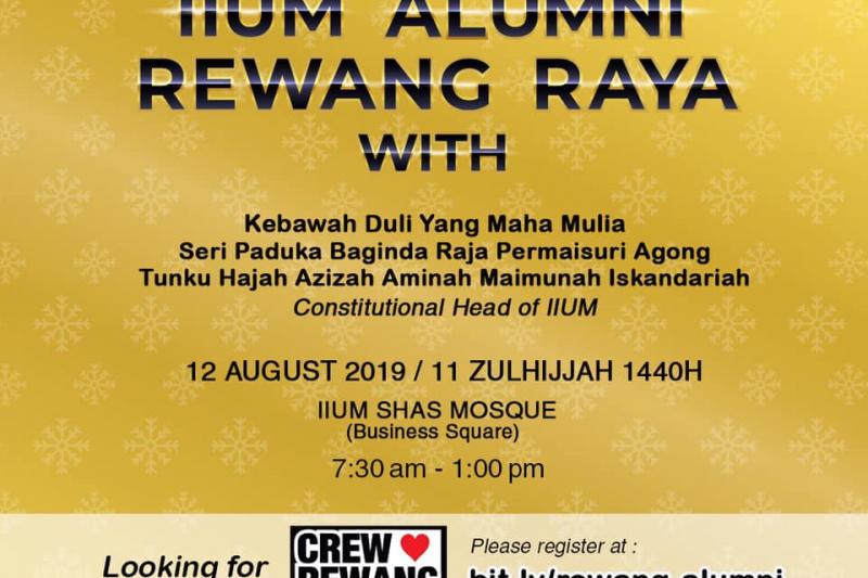 IIUM Alumni Rewang Raya