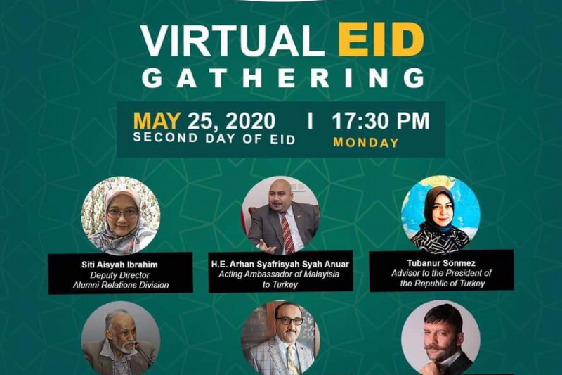 Tuskish Virtual Eid Gathering