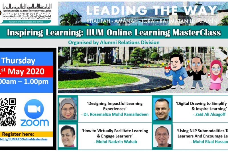 Inspiring Learning : IIUM…